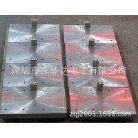 颗粒机铸铝加热板发热管 烫金机铸铝电热板 电加热板 尺寸可定制