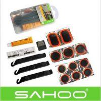 SAHOO 2013新款升级版自行车修车补胎工具 山地单车修理工具套装
