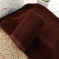 热销亿嘉禾一次性白毛巾厂家批发价格优惠超吸水质量好客房纯棉毛巾