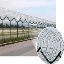 旺来批发小区弯弧锌钢护栏 锌钢道路护栏