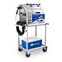 干冰清洗机 干冰 美国干冰清洗机coldjetI3刨刀系类