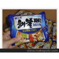 韩国面食进口到中国广州快递价格