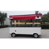 河南欧时利夏季冰淇淋冷饮小吃车,烧烤小吃车火热热销中