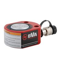 台湾BVA超薄型千斤顶 薄型扁平油缸组