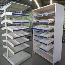不锈钢中药橱柜价格是多少 标准6层药盘架药盘柜定做 底部带柜子