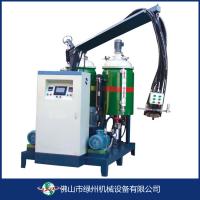 佛山厂家供应绿州LZ-907聚氨酯发泡机 高压发泡设备