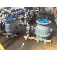 铸钢涡轮球阀厂DN600 Q347H-25C DN400大口径固定式硬密封球阀 永嘉精拓阀门厂