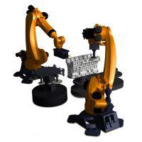 新型全自动铸件智能打磨机器人特点和优势——大连誉洋