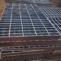 特价热镀型钢格板价格 热镀锌钢格栅板制造商 恒飞