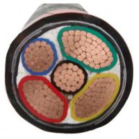 电力电缆 四芯铠装 YJV电缆