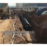 郑州HDPE钢带增强螺旋排污波纹管1000口径
