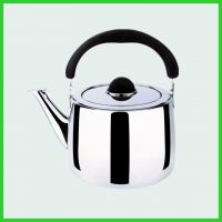 桂佳盛不锈钢欧式水壶加厚高档鸣音水壶电磁炉烧水壶厨房用具