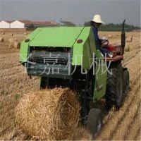小麦秸秆打捆机 自走式秸秆打捆机加工定做