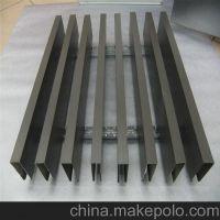 广州【欧佰品牌】灰色粉末铝方通多少钱一米?