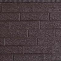 轻钢别墅外墙板 聚氨酯保温装饰一体化 金属雕花板