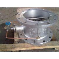 HH48X-10/16/25C 铸钢 DN150 HH48X微阻缓闭蝶式止回阀