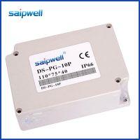 110*75*40开关仪表防水盒 大量库存供应 IP65防护等级防水接线盒