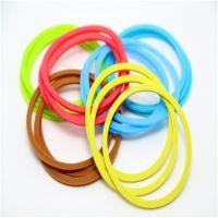 定做彩色橡胶平垫圈 硅胶平垫圈 橡胶圈 硅胶圈 密封圈 硅胶O型圈