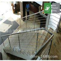 批发家用楼梯扶手 复式楼梯 阁楼楼梯 不锈钢室内楼梯