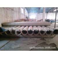深圳厂家供应中号8寸PP管材,PP管件壁厚11mm,外径218mm聚丙烯管