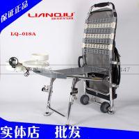 连球钓椅 018A带灯 018B不带灯 高靠背 带轮子  1件2个