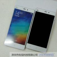 小米note 手机模型 原装手感1:1尺寸模型机 彩屏/黑屏 批发