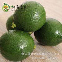 海南 新鲜水果 零售 批发 海南青柠檬 配金橘的柠檬 特价2斤促销