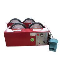 供应江苏南京精密型金属焊接1T可调式滚轮架