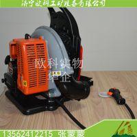 供应欧科OK-650型背负式路面吹风机 高压路面清理机