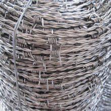 刮刀型刺线 围墙刺丝 刺丝滚笼支架