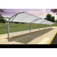 河南景天膜结构生产雨棚专用钢梁;异型钢梁150--300*200*6*8