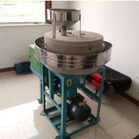 优质高效小麦面粉专用电动石磨 燕麦粉石磨机 鼎信