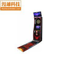 广州游戏机厂家供应电子软式飞镖机风驰飞镖价格儿童电玩投币游戏机