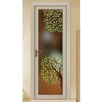 简约不简单的家居装饰,门窗订制康盈三大系列重型平开门强大功能体现品质生活