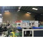 0.8 - 3 MM Thickness PVC Wall Panel Roll Forming Machine For Plastic Roofing Tile