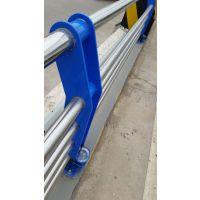 不锈钢复合管护栏@不锈钢复合管护栏厂家@妙达隔离栏