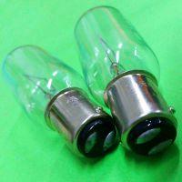 天灵12V25W 721分光光度计专用 光学仪器灯泡长72mm卡口双触点