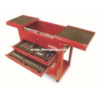 Westward 90件套综合性套装工具(配工具车)
