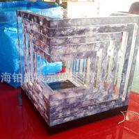 有机玻璃工艺品 美术水晶胶工艺品 透明亚克力工艺品