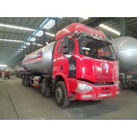 程力26吨液化气运输车