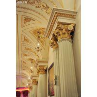 供应欧式玻璃钢罗马柱/玻璃钢罗马柱价格