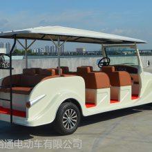 燃油旅游观光车 11座 厂家直销 燃油旅游观光车厂家