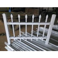 安平【 锌钢护栏按结构分类 - 锌钢护栏-A型(双横栏) >