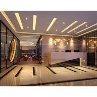 广州办公室装修设计YGS-Wall-100全钢系列双玻百叶