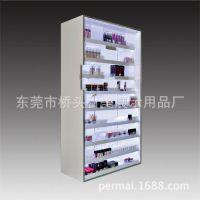 品牌结合护肤产品组合套装体验柜台 彩妆化妆品展示柜