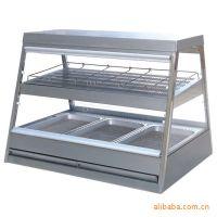 GRHD-3PD 双层陈列保温柜陈列柜保温展示柜热酥柜
