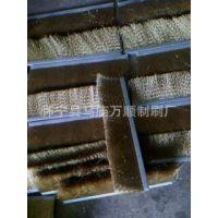 低价供应不锈钢丝条刷、条刷厂家、求购条刷、钢丝刷、铝合金条刷