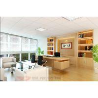 成都大型办公室设计|经理办公室装修设计|会议室装修