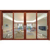 广东 重型铝合金门制造商用细节制造出精致完美品质门窗-康盈门窗