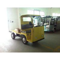无锡德士隆厂家直销新款电动货车电动驳运车电动平台车1T